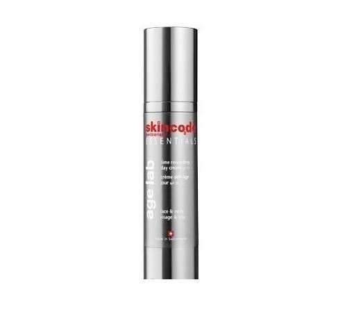 Skincode Time Rewinding Day Cream Προηγμένη Υφή Που Προσφέρει Εντατική Ενυδάτωση 50ml