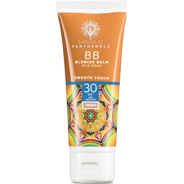 Garden of Panthenols BB Blemish Balm Smooth Touch 30Spf Αντηλιακή Κρέμα Προσώπου με Χρώμα 50ml
