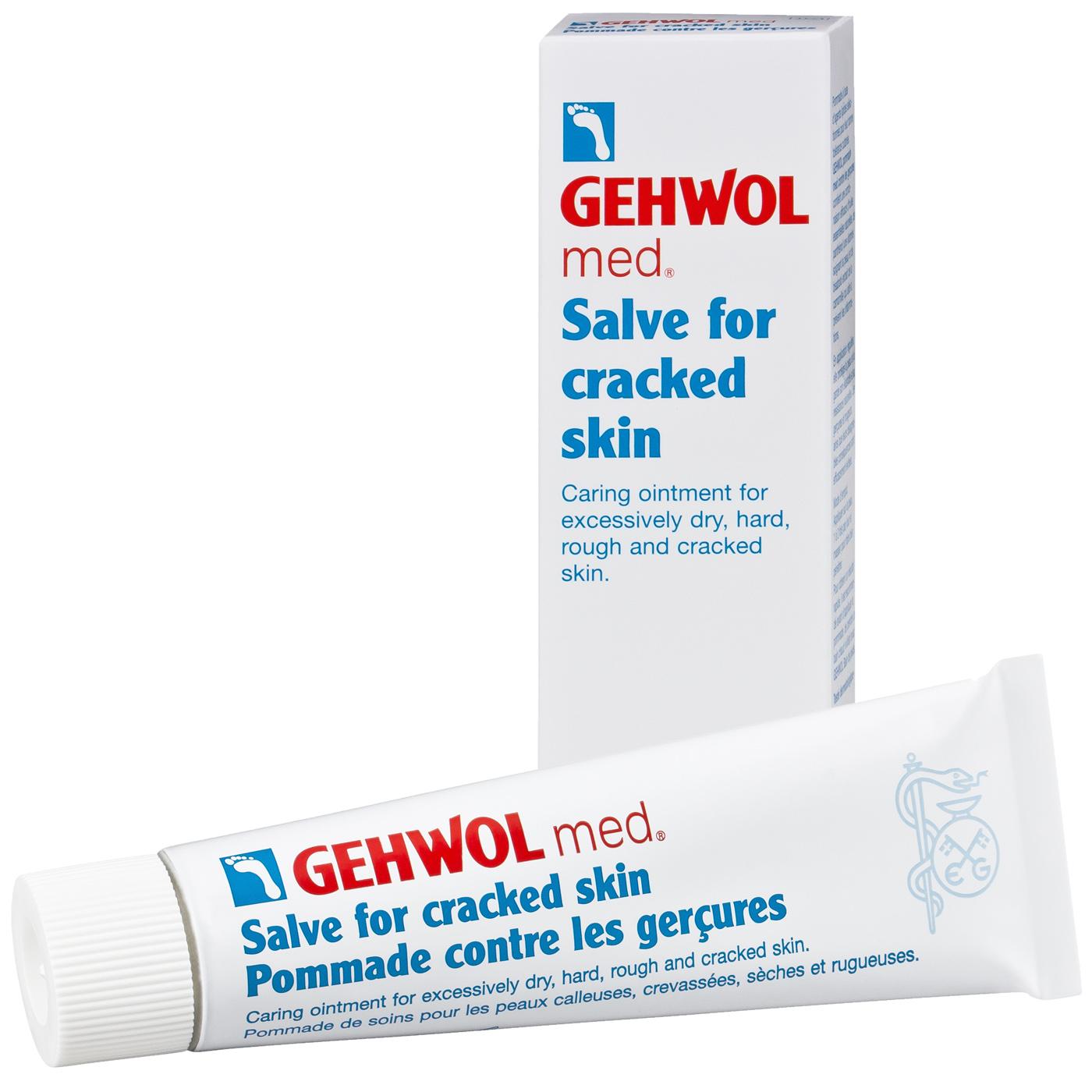 Gehwol Med Salve Αλοιφή για Σκασίματα – 500ml