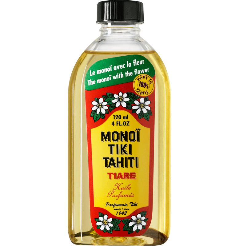 Monoi Tiki Tahiti Tiare Φυτικό Λάδι με Άρωμα Γαρδένιας 120ml