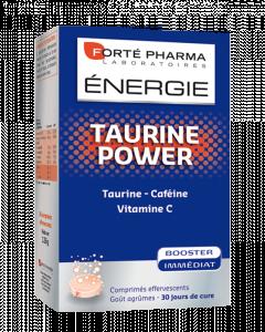 Forte Pharma Energie Taurine Power Tονωτικό Πλούσιο Σε Ταυρίνη 30 effer. tab