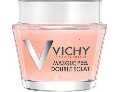 Vichy Masque Peel Double Eclat Μάσκα Διπλής Λάμψης και Απολέπισης 75ml