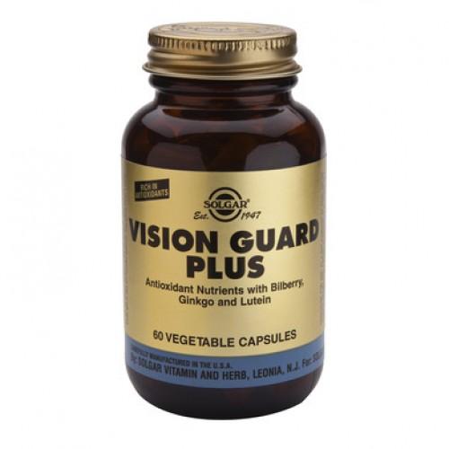 Solgar Vision Guard Plus 60veg.caps
