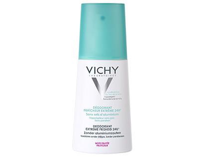 Vichy Deodorant Fresh VaporisaTeur Aποσμητικο Για Απολυτη Φρεσκαδα – Spray Με Άρωμα Φρουτων 100ml