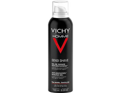 Vichy Homme Gel Ξυρίσματος Κατά Των Ερεθισμών 150ml