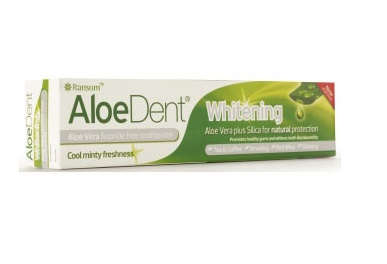 Optima Aloe Dent Whitening Toothpaste, 100ml