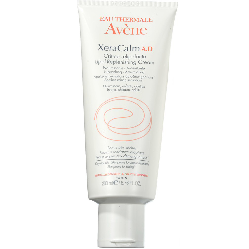 Avene Xeracalm A.D Creme Relipidante Κρέμα για την Αναπλήρωση των Λιπιδίων 200ml