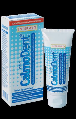 Intermed Calmodent gel φθοριούχος γέλη