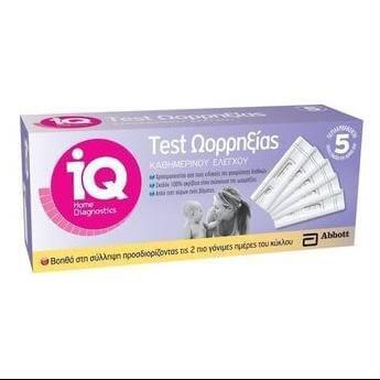 Abbot IQ Test Ωορρηξίας 5 test