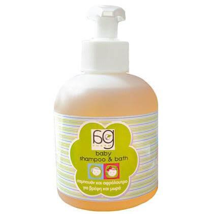 Ag Pharm Baby Shampoo & Bath Σαμπουάν & Αφρόλουτρο Ειδικά ΜελετημένοΓια Βρέφη & Μωρά 250ml
