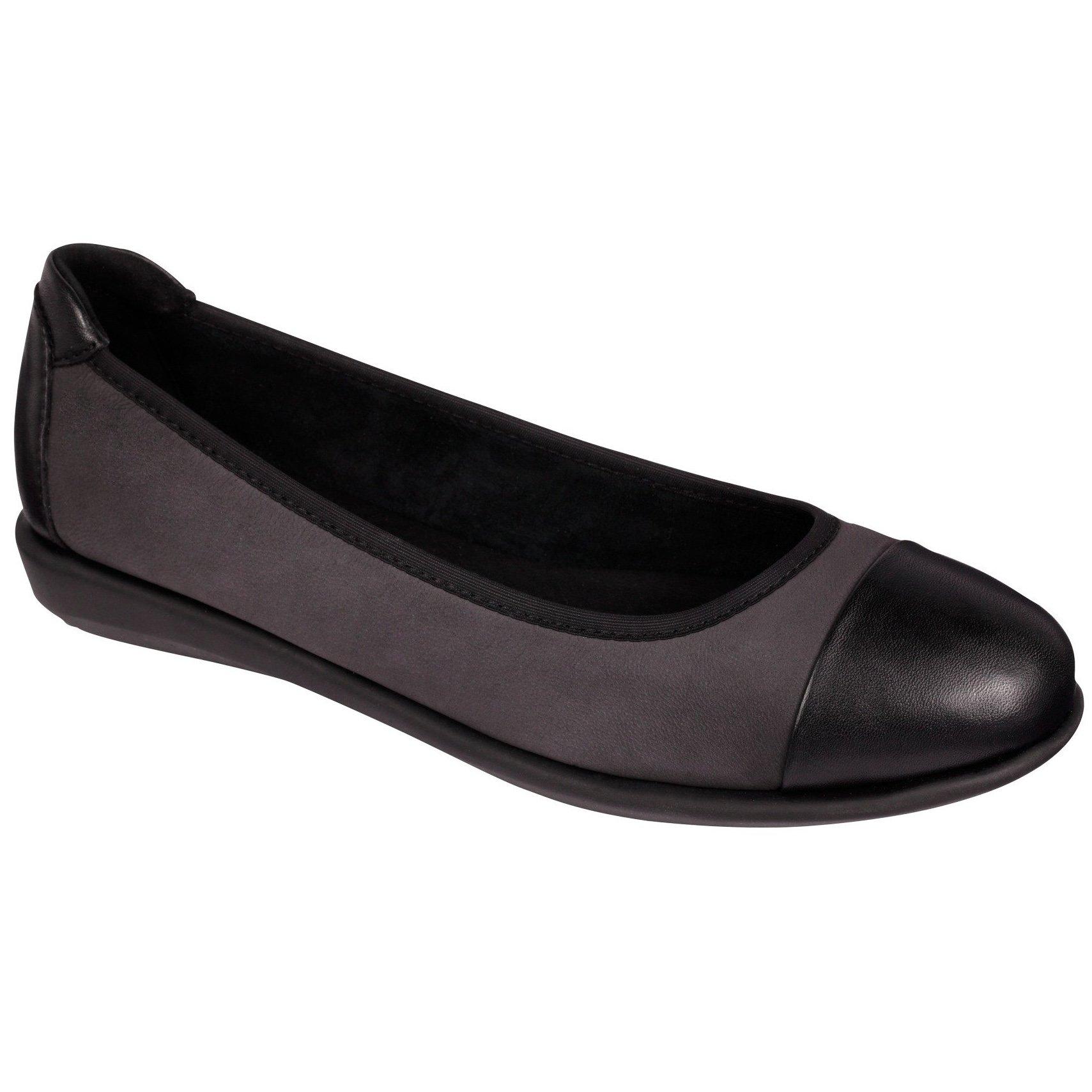 8b67c091691 Dr Scholl Shoes Akita Grey Γκρι - Μαύρο Γυναικεία Ανατομικά ...