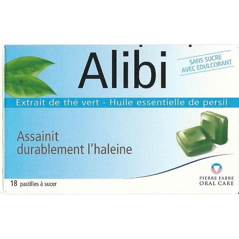 Alibi Παστίλιες Εξουδετερώνουν Την Δυσάρεστη Αναπνοή