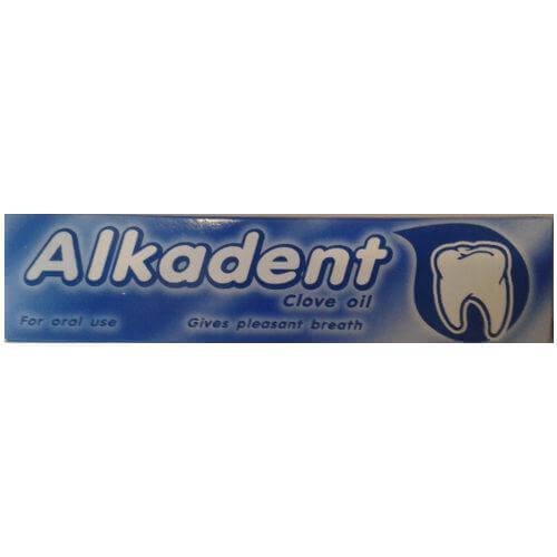 Alkadent Γαρυφαλλέλαιο 4ml