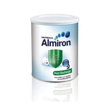 Nutricia Almiron Post Discharge Ειδικό Γάλα Για Πρόωρα Και Λιποβαρή Βρέφη 400gr
