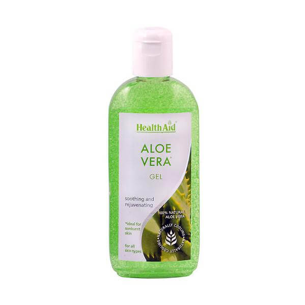 Health Aid Aloe Vera Gel Πρόσωπο & Σώμα 250ml