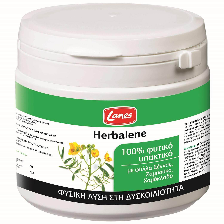 Lanes Herbalene Φυτικό Υπακτικό με Ήπια Δράση 150gr