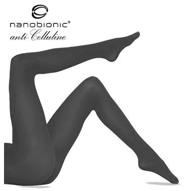 Nanobionic® Καλσόν 60 Den 3D Μείωση Της Εμφάνισης Κυτταρίτιδας - Νούμερο S φαρμακείο   ειδικά προϊόντα   κορσέδες φόρμες αδυνατίσματος