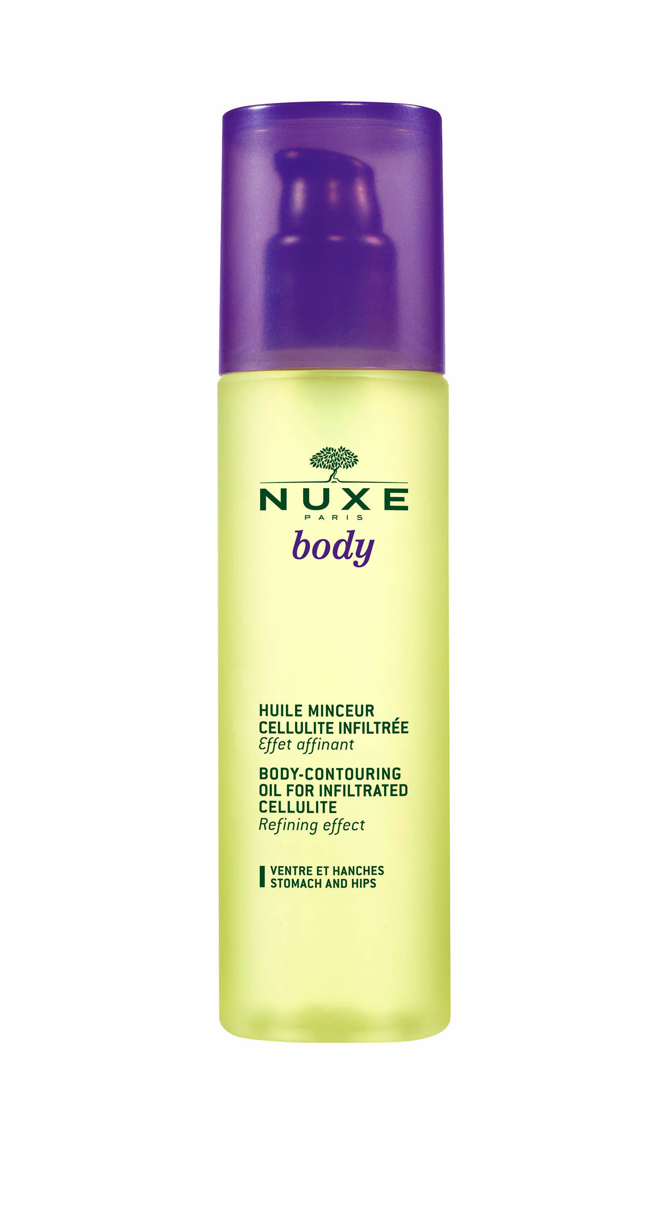 NUXE Body Huile Minceur Cellulite – Λάδι Αδυνατίσματος 100ml