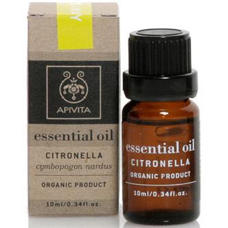Apivita Essential Oil Σιτρονέλλα 10ml