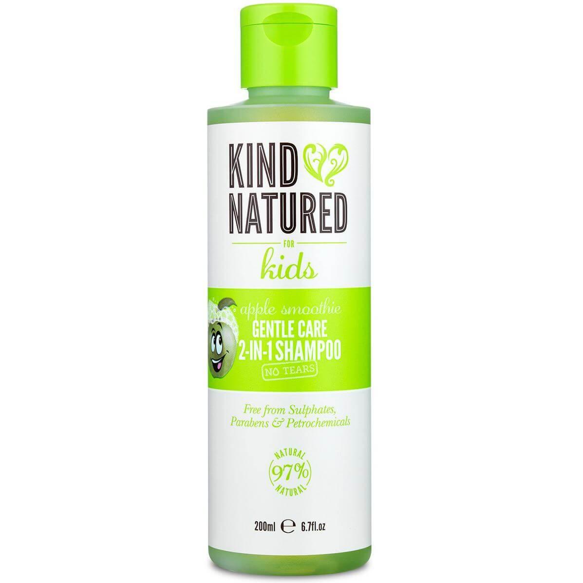 Kind Natured Apple Smoothie Gentle Care 2-In-1 Shampoo No Tears Παιδικό Σαμπουάν μητέρα παιδί   περιποίηση για το παιδί   σαμπουάν για το παιδί