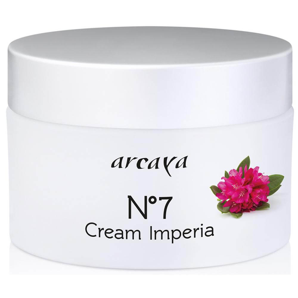 Arcaya No7 Imperia Cream 24η Κρέμα Βελούδινης Υφής με Δυνατότητα Αναγέννησης της Επιδερμίδας 100ml