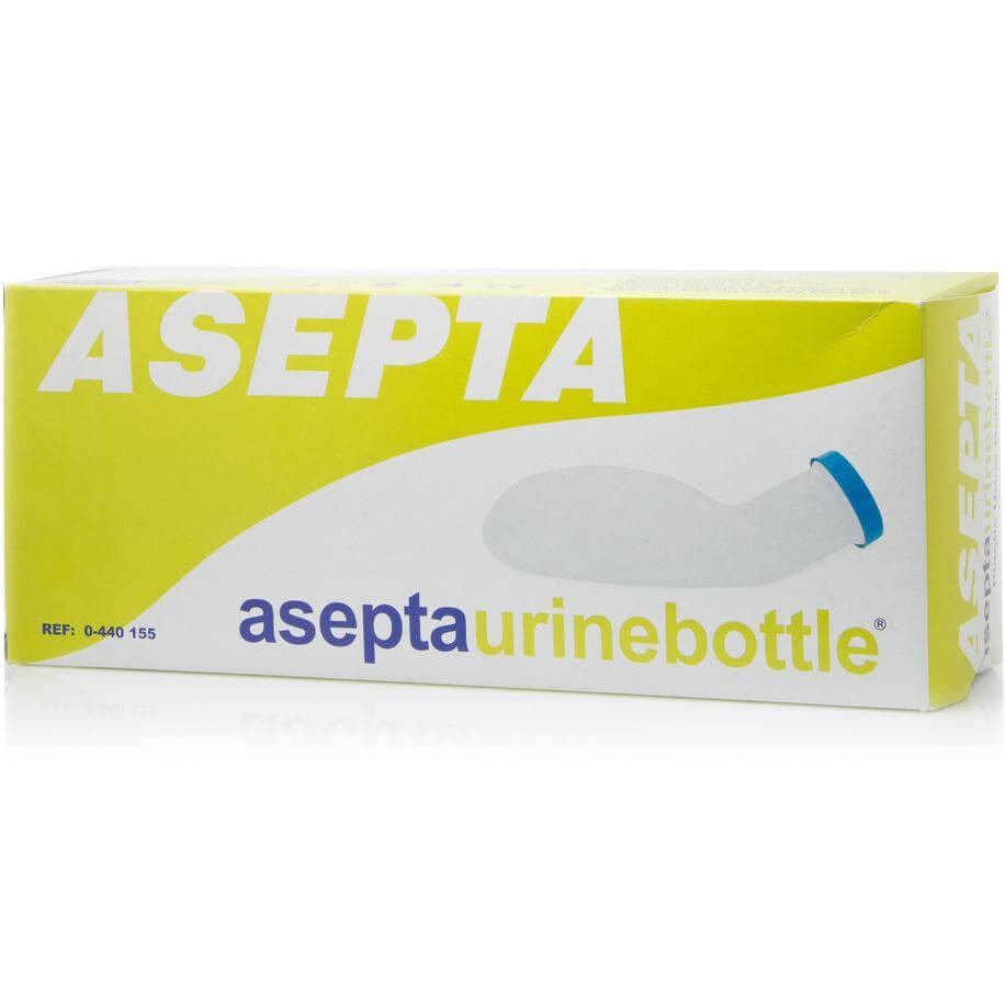 Asepta Urine Bottle Ανδρικό Ουροδοχείο Πλαστικό