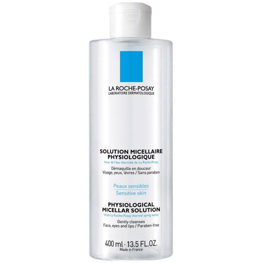 La Roche-Posay Micellar Water Ultra Sensitive Skin Απαλό Νερό Καθαρισμού & Ντεμακιγιάζ για Ευαίσθητες Επιδερμίδες, Πρόσωπο-Μάτια – 400ml