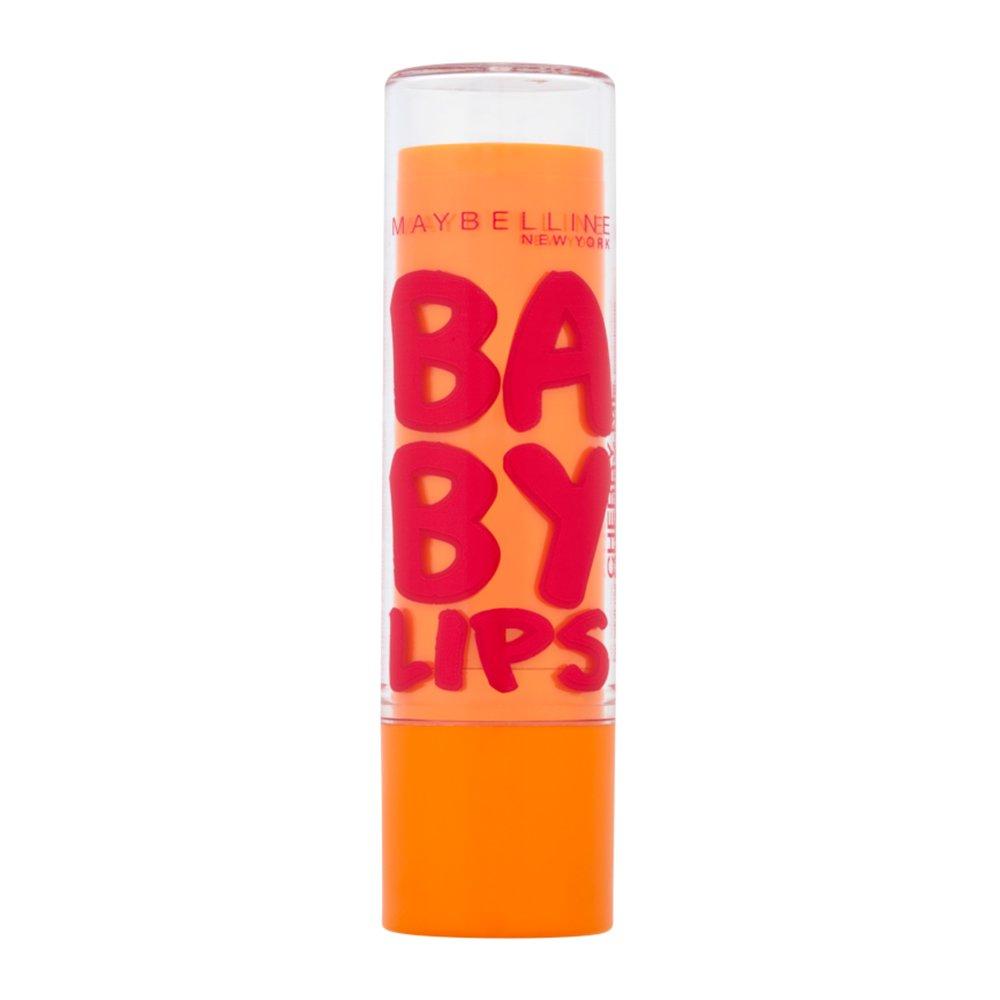 Maybelline Baby Lips Moisturizing Lip Balm Ενυδατικό Lip Balm Προσφέρει Εντατική Θρέψη & 8ωρη Ενυδάτωση στα Χείλη 5ml – Cherry Me