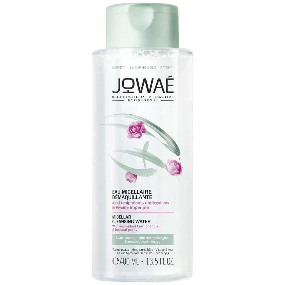 Jowae Micellar Cleansing Water Νερό Καθαρισμού & Ντεμακιγιάζ Προσώπου-Ματιών με Μικύλλια, για Όλους τους Τύπους Επιδερμίδας – 400ml