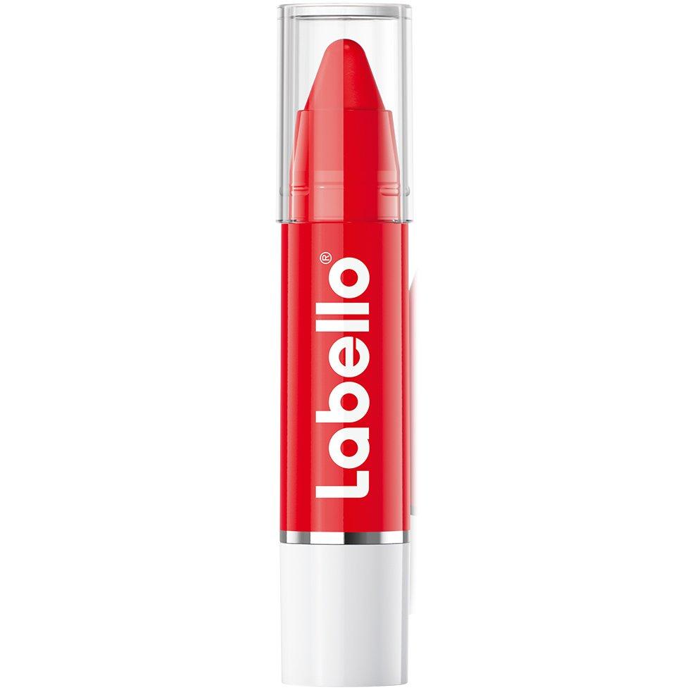 Liposan Crayon Lipstick Περιποιητικό Balm Χειλιών με Χρώμα & Φυσικά Έλαια 3.3ml – Poppy Red
