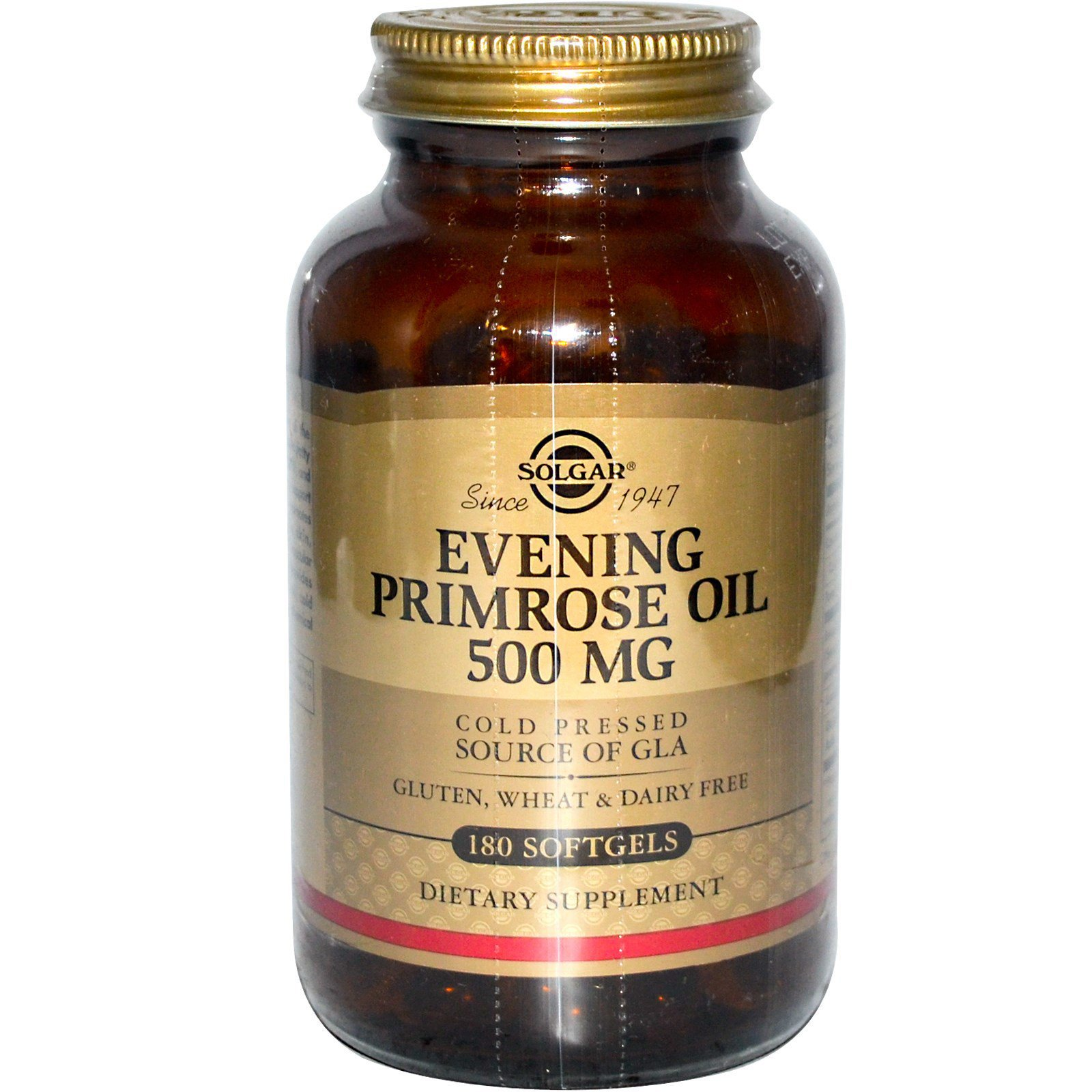 Solgar Evening Primrose Oil softgels – 500mg 180softgels