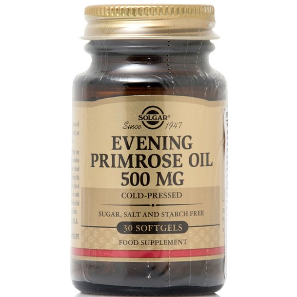 Solgar Evening Primrose Oil softgels – 500mg 30softgels