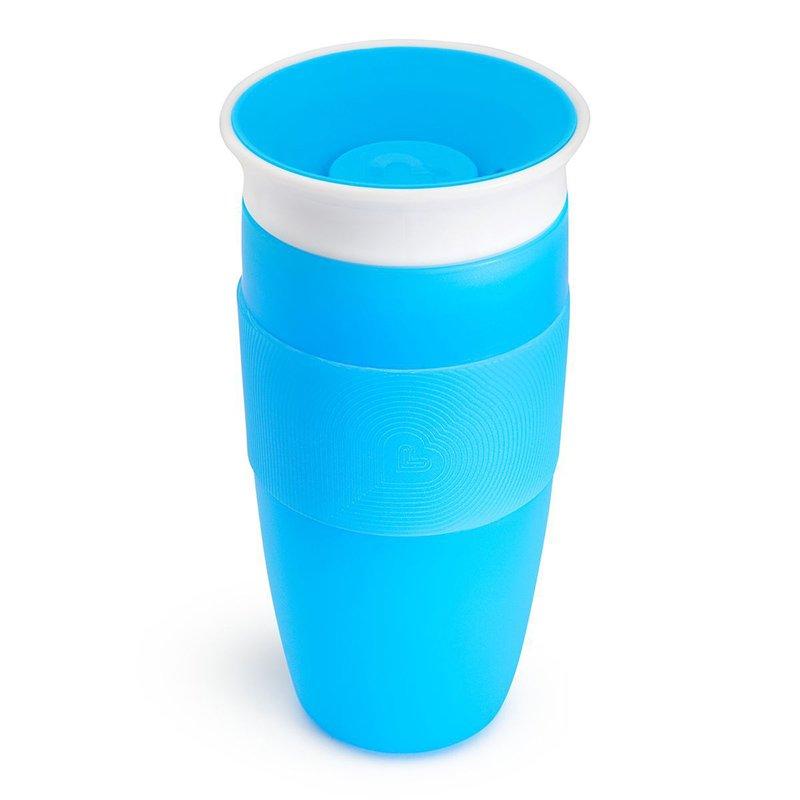 Munchkin Sippy Cup Παιδικό Κύπελλο Miracle 360° 18m+, 414ml – μπλέ