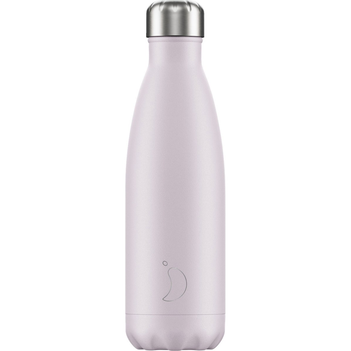 Chilly's Bottle Ανοξείδωτο Θερμός 500ml – Ανοιχτό Μωβ