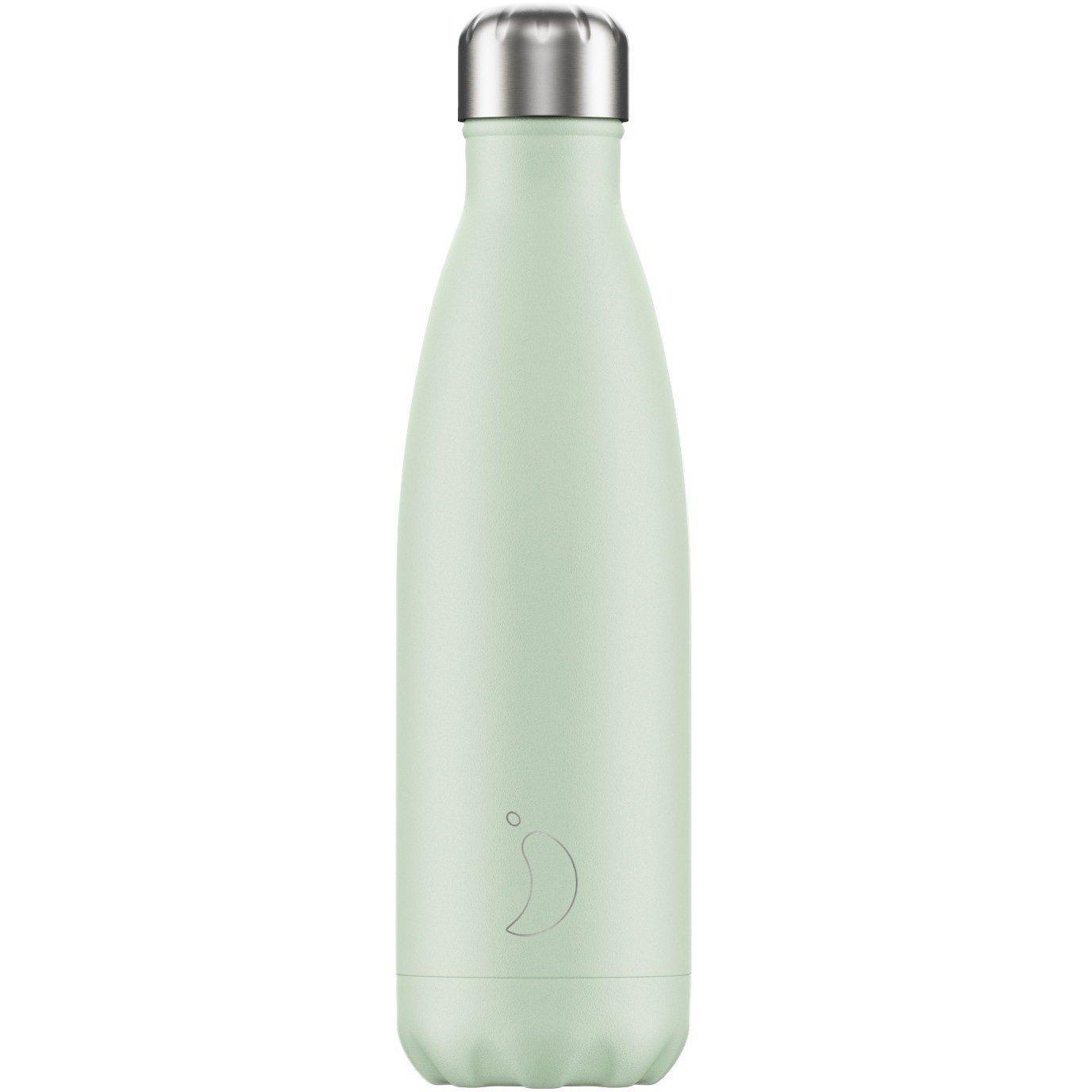 Chilly's Bottle Ανοξείδωτο Θερμός 500ml – Πράσινο Ανοιχτό
