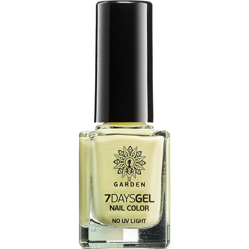 Garden Of Panthenols 7 Days Gel Nail Color No UV Light Ημιμόνιμο Βερνίκι-Gel Πολύ Μεγάλης Διάρκειας 12ml – 34
