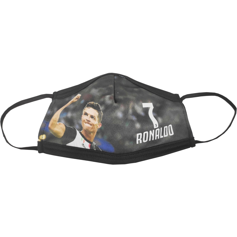 Μάσκα Προστασίας Προσώπου Υφασμάτινη Πολλαπλών Χρήσεων για Παιδιά 1 Τεμάχιο – Cristiano Ronaldo