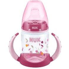 NUK First Choice Μπιμπερό Εκπαίδευσης 150ml – ροζ