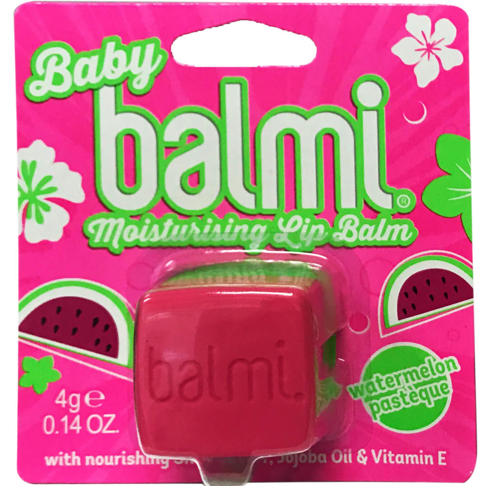 Balmi Baby Balmi Moisturising Lip Balm Ενυδατικό Balm Χειλιών 4g – Watermelon