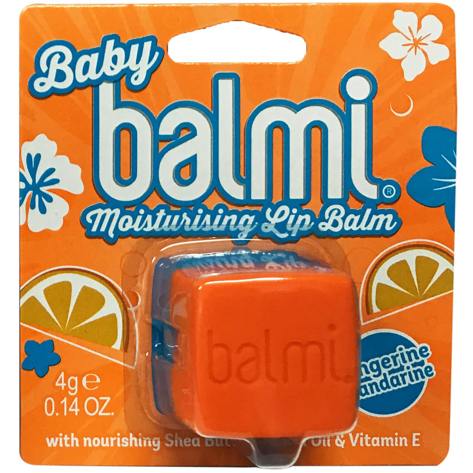 Balmi Baby Balmi Moisturising Lip Balm Ενυδατικό Balm Χειλιών 4g – Tangerine