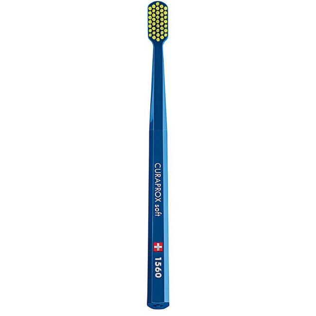 Curaprox CS 1560 Soft Μαλακή Οδοντόβουρτσα – σκούρο μπλε