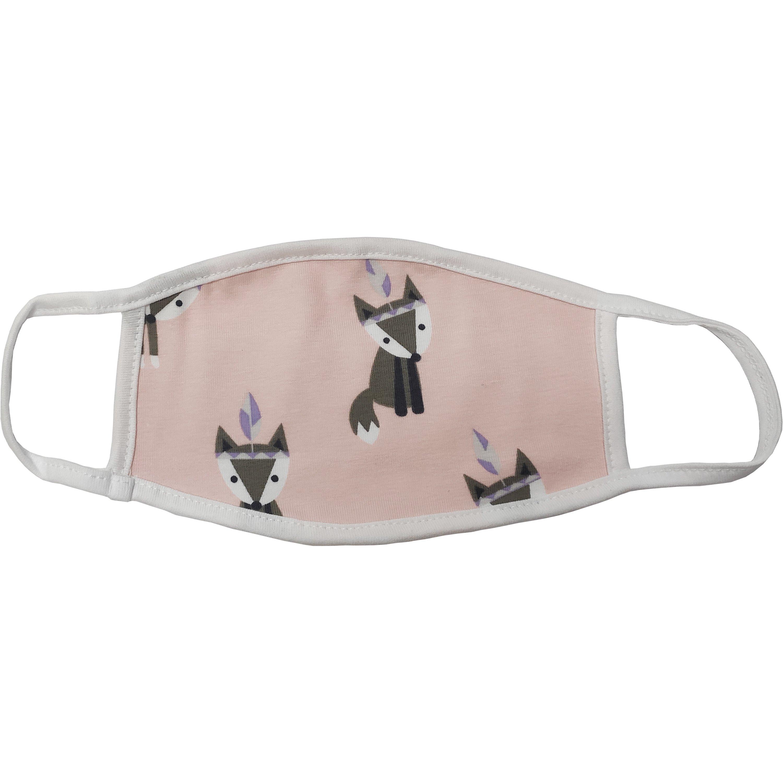 Garden Face Mask Μάσκα Παιδική Προσώπου Υφασμάτινη Πολλαπλών Χρήσεων 1 τεμάχιο – ροζ