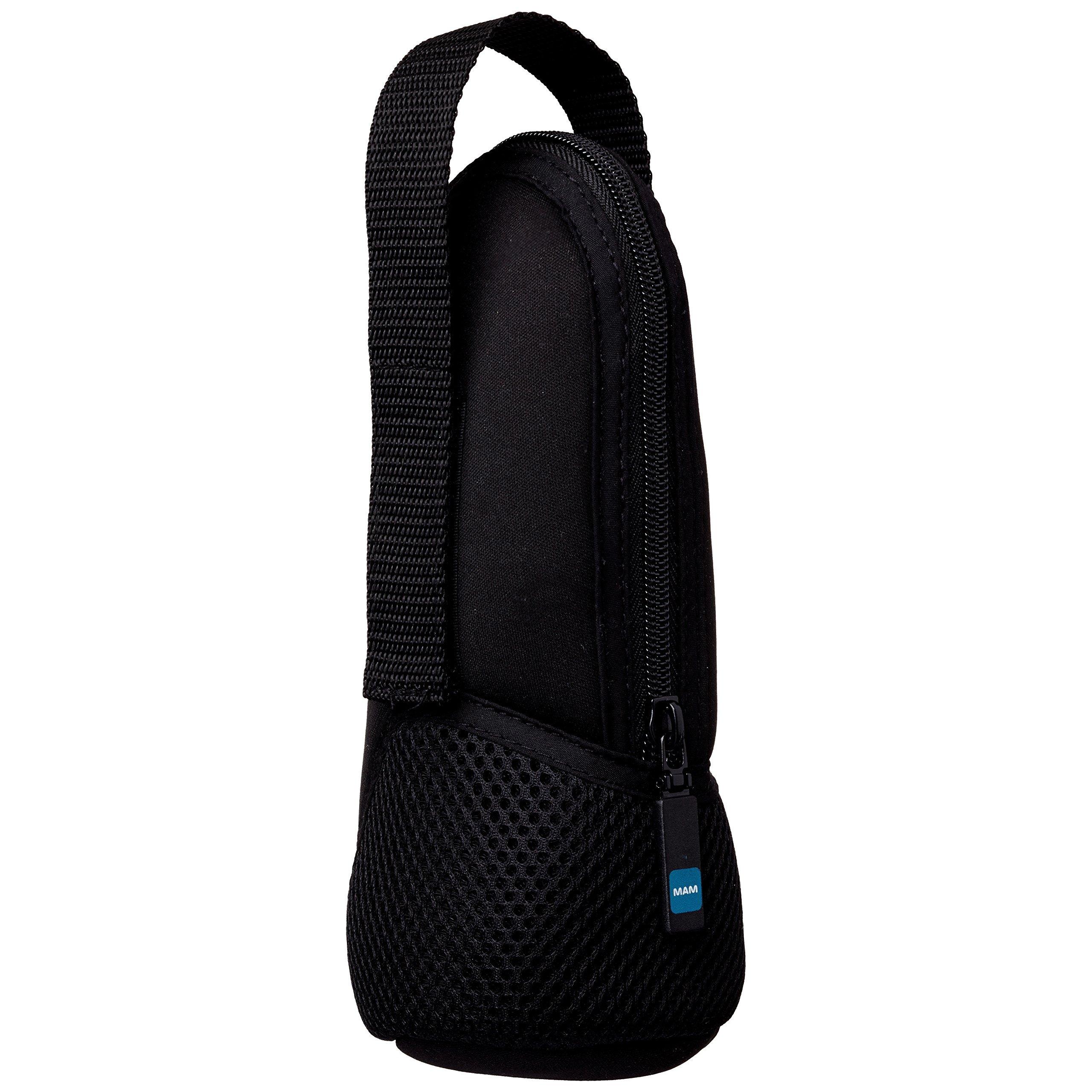 Mam Thermal Bag Θερμομονωτική Θήκη για Μπιμπερό Κωδ 780, 1 Τεμάχιο – μαύρο