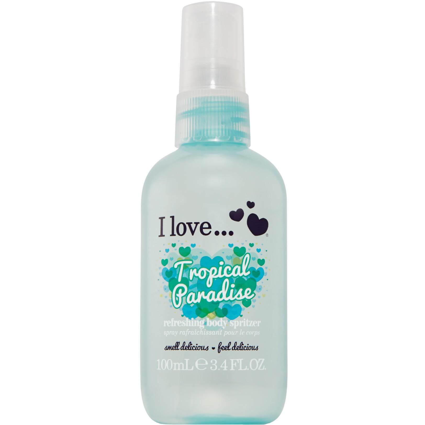 I love… Refreshing Body Spritzer Άρωμα Σώματος 100ml – Tropical Paradise