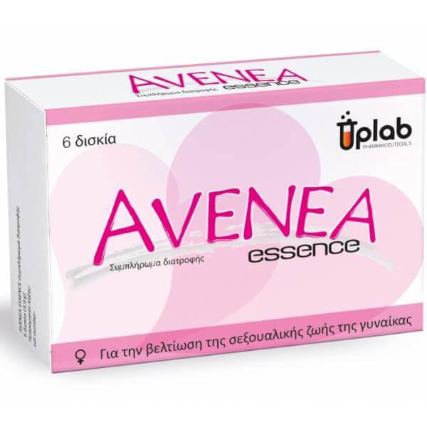 Uplab Avenea Essence Συμπλήρωμα Διατροφής για τη Βελτίωση της Σεξουαλικής Ζωής της Γυναίκας 6 Δισκία