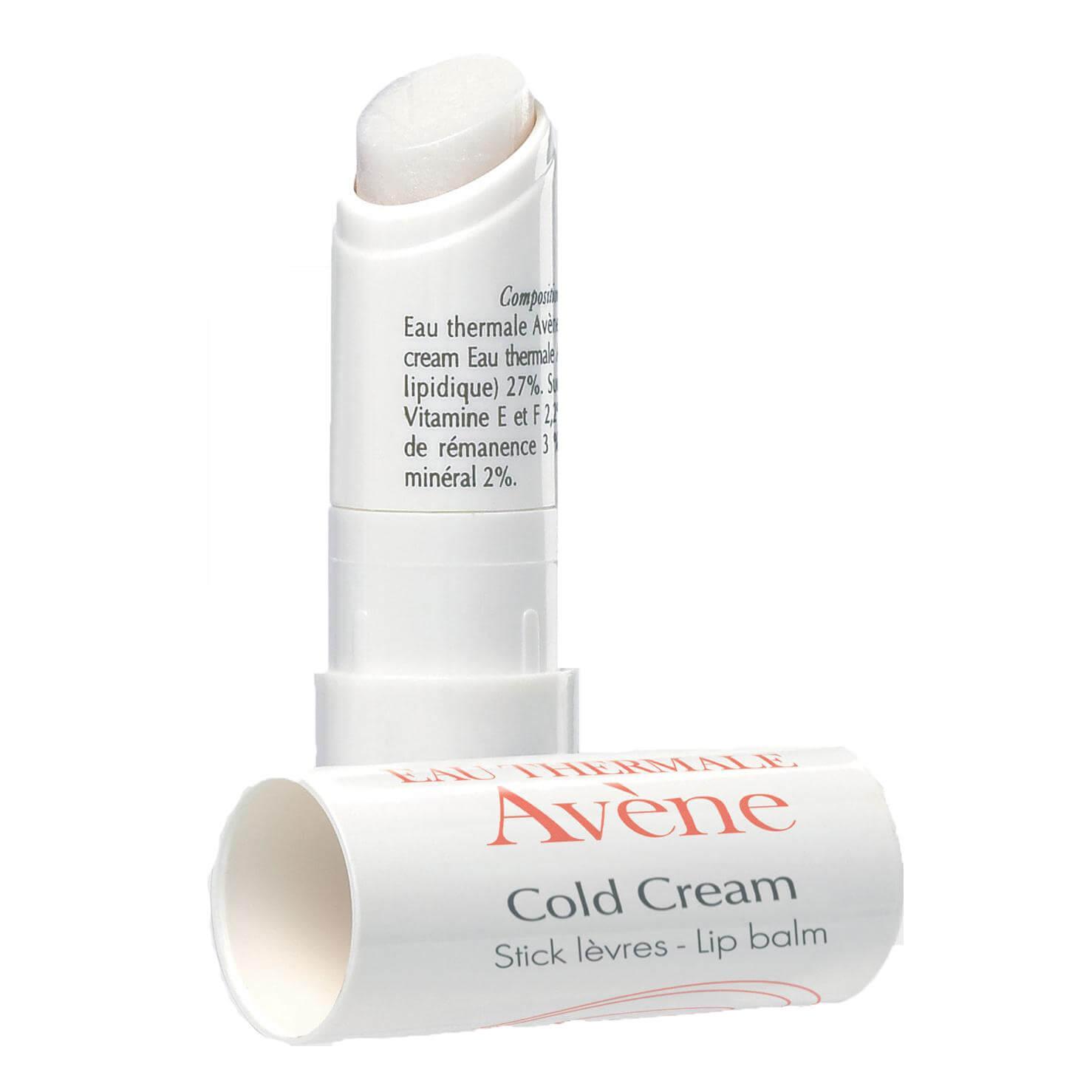 Avène Cold Cream Stick Levres Ξηρά & Ταλαιπωρημένα Χείλη 4g