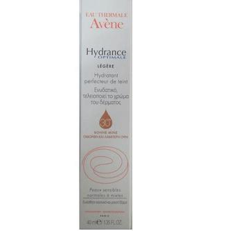 Hydrance Optimale Hydratant Perfecteur De Teint Legere 30spf 40ml