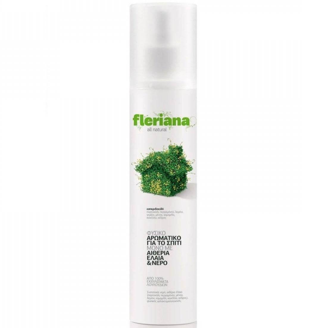 "Power Health Fleriana Φυσικό Αρωματικό Χώρου Με Άρωμα "" Εσπεριδοειδή "" 250ml"