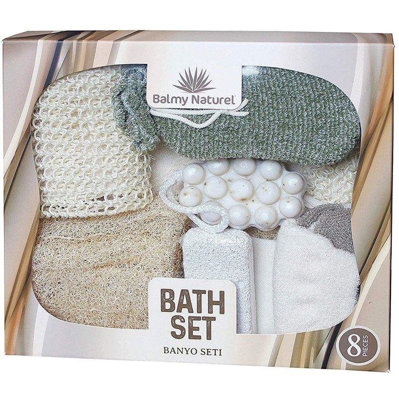 Vican Bath Set, Ολοκληρωμένο σετ Περιποίησης Μπάνιου 8τμχ