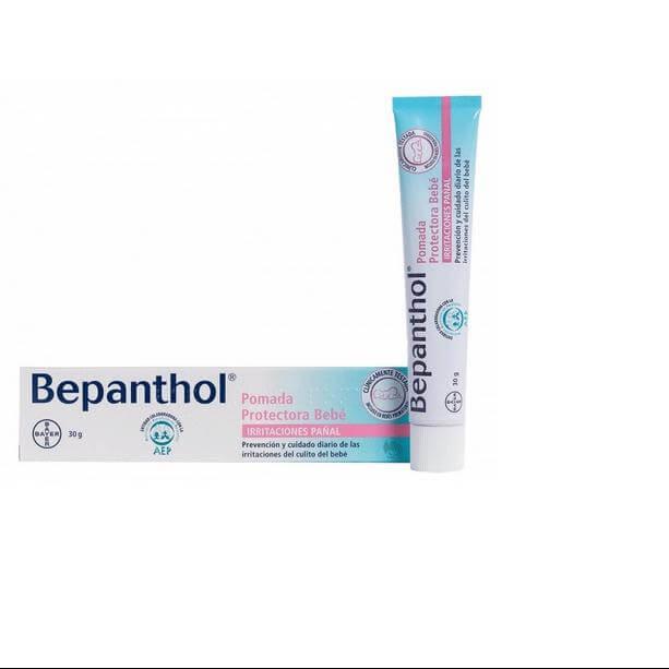 Bepanthol Ointment Αλοιφή Για Προστασία Από Τα Συγκάματα Μωρού 30 g